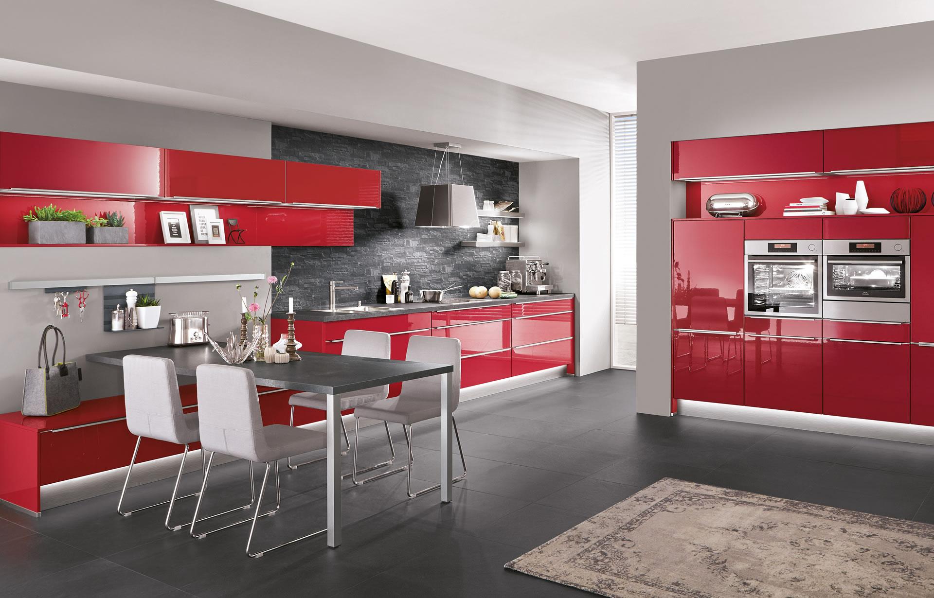 Emejing Nobilia Küchen Farben Photos - Milbank.us - milbank.us