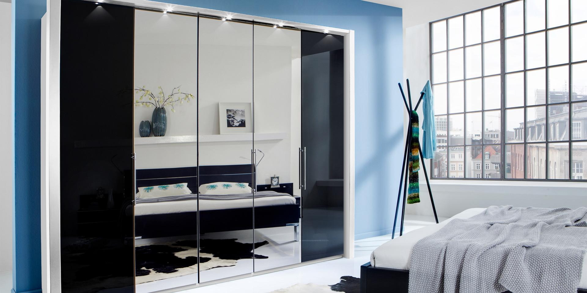 Schlafzimmer modern schwarz weis – midir